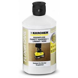 Środek czyszczący KARCHER do parkietów lakierowanych/laminatów RM 531