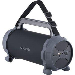 Głośnik mobilny GOCLEVER Sound Tube Rocket Czarny, ASTUBR