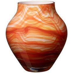 - oronda wazon pomarańczowy marki Villeroy & boch
