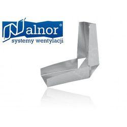 Podstawa mocująca 2 przewody elastyczne flx-hdpe 75mm (flx-fax-75-2) wyprodukowany przez Alnor