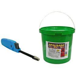 Spalsadz – preparat do spalania sadzy w kominkach, kotłach, piecach 5 kg + Zapalarka GH11