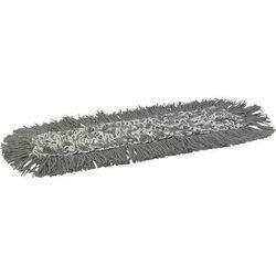 Vikan Mop damp 43, do sprzątania na wilgotno, mocowany na rzepy, czerwony, 400 mm,  549644