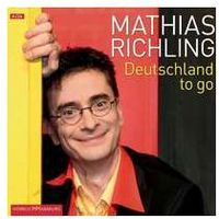 Deutschland to go marki Richling, mathias
