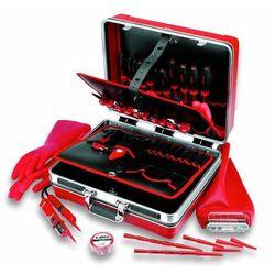 Cimco Walizka narzędziowa z wyposażeniem, dla elektryków 33 szt.  170370 (4021103703700)