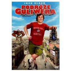 Podróże Guliwera (DVD) - Rob Letterman, towar z kategorii: Sensacyjne, kryminalne