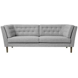 Szara sofa skandynawska Pause, wełna - Bloomingville, 50141600
