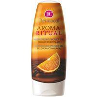 Dermacol  aroma ritual shower gel belgian chocolate 250ml w żel pod prysznic (8595003938600)