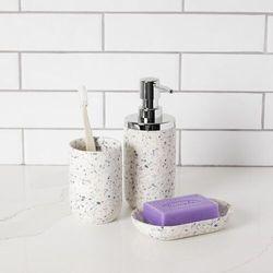 Umbra - kubek łazienkowy junip, biały