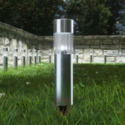 Zestaw 12 lamp solarnych LED Ailin, RBG