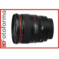 Canon  24 mm f/1.4l ii ef usm - cashback 860 zł przy zakupie z aparatem!