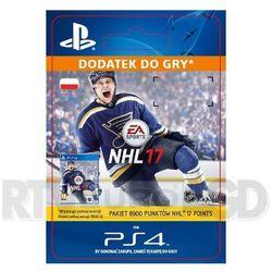 NHL 17 8900 Punktów [kod aktywacyjny], kup u jednego z partnerów