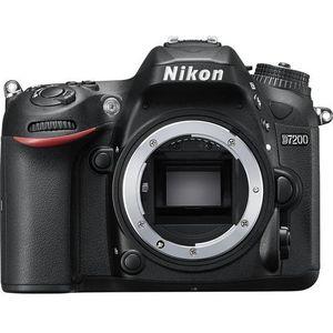 Nikon D7200, lustrzanka