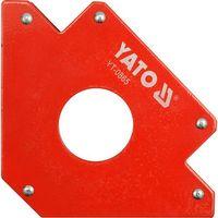 Yato Spawalniczy kątownik magnetyczny 122x190x25 mm / yt-0865 /  - zyskaj rabat 30 zł
