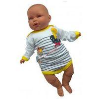 Free juniors Body niemowlęce tweety bunny długi rękaw rozm. 80