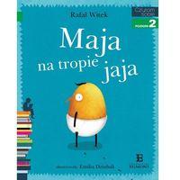 Maja na tropie jaja. Czytam sobie Poziom 2 (2012)