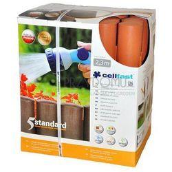 STANDARD 5 elementów 2,3mb terakota - produkt z kategorii- Dekoracje ogrodowe