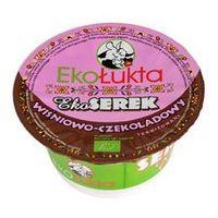 Serek wiŒśniowo-czekoladowy bio 120 g - ekołukta - sprawdź w wybranym sklepie