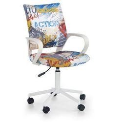 Młodzieżowy fotel obrotowy IBIS Freestyle Halmar
