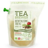 Herbata Ziołowa z Trawą Cytrynową 7g - Teabrewer EKO
