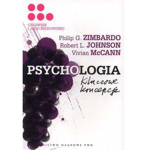 PSYCHOLOGIA KLUCZOWE KONCEPCJE TOM 5 (oprawa miękka) (Książka) (202 str.)