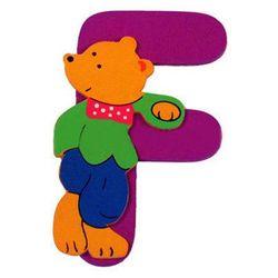 litera niedżwiadka f wyprodukowany przez Bieco