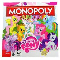 Monopoly Junior My Little Pony - Jeśli zamówisz do 14:00, wyślemy tego samego dnia. Darmowa dostawa, już o