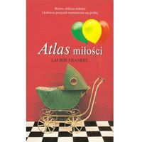 Atlas miłości - Dostawa zamówienia do jednej ze 170 księgarni Matras za DARMO, pozycja z kategorii Poezja