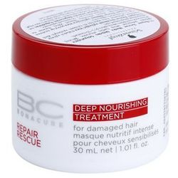 Schwarzkopf Professional BC Bonacure Repair Rescue kuracja dogłębnie odżywcza do włosów zniszczonych - produkt z kategorii- Odżywianie włosów