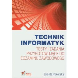 Technik informatyk (ISBN 9788324627509)