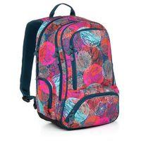 Plecak młodzieżowy  hit 859 h - pink, marki Topgal