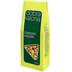 Orzeszki Sojowe Prażone 60g - Dobra Kaloria