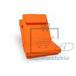 Komplet 2 x poduszka Garth na krzesło pomarańczowa (4025379981701)