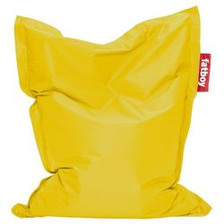 Pufa dla dzieci junior 130x100 cm żółta marki Fatboy