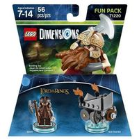 Lego dimensions-lord of rings fun pack 71220-gimli marki Avalanche studios