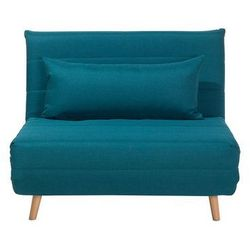 Sofa z funkcją spania morska SETTEN, kolor zielony