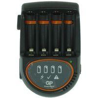 Ładowarka gp pb50 do ogniw aa, aaa marki Gp battery