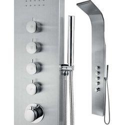 Panel prysznicowy z termostatem, LED IN-8839LT Led