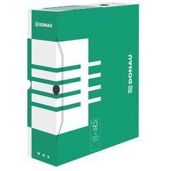 Pudełko archiwizacyjne 100mm Donau zielone (5901498109600)