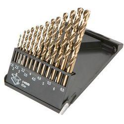 Zestaw wierteł do metalu GRAPHITE 57H088 HSS-Co 1.5 - 6.5 mm (13 elementów), towar z kategorii: Pozostałe narzędzia elektryczne