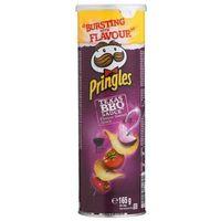 Pringles  165g texas barbeque chipsy | darmowa dostawa od 150 zł!