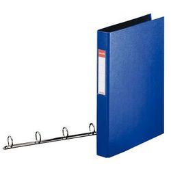 Esselte segregator vivida a4 z mechanizmem kółkowym, 4r 35mm, niebieski