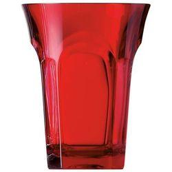 Guzzini Szklanka belle epoque 450 ml czerwona