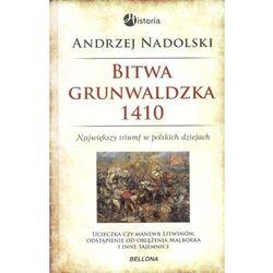 Bitwa grunwaldzka 1410, książka z kategorii Książki militarne