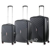 Zestaw walizek American Tourister Air Force 1 - czarny - sprawdź w wybranym sklepie
