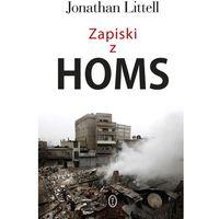 ZAPISKI Z HOMS, książka w oprawie miękkej