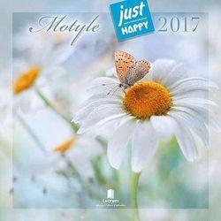 Praktyczny kalendarz ścienny 2017, Motyle