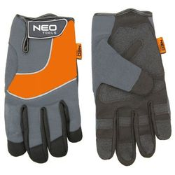 Rękawice ochronne NEO 97-605 Szary (rozmiar 10) (5907558412901)
