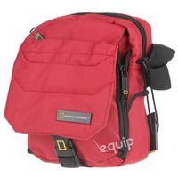 Saszetka na ramię  pro - czerwony wyprodukowany przez National geographic