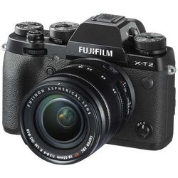 FujiFilm FinePix XT2, aparat kompaktowy