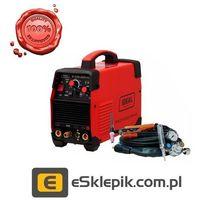 Ideal  v-tig 225 puls + zestaw tig - inwertor spawalniczy tig/mma